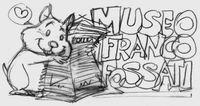 una delle bozze preparatorie del Criceto, mascotte e nuovo logo del Museo, disegnato da Vittorio Pavesio nel 2002 da un'idea di Silvia Guglielmotto - works in progress