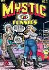 Mystic Funnies by Robert Crumb