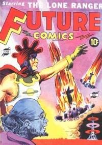 Future Comics 1 giugno 1940