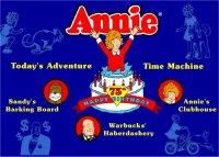 click - il sito deidicato ai 75 anni della striscia Annie