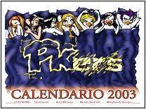 Calendario PKers