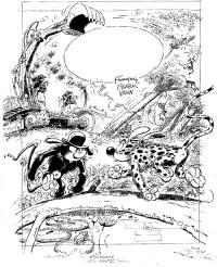 Il Marsupilami di Franquin