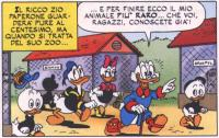 Click to enlarge. (c) WDC. Art by Don Rosa.