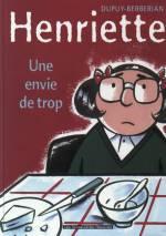 La copertina dell'albo di Henriette