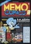 memo Comics, presentazione di novità editoriali, ed. Vittorio Pavesio Productions