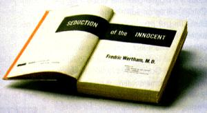 Seduction of the Innocent by Fredric Wertham, 1954 - imgcollection G.Goria
