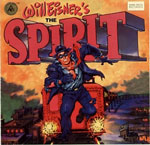 The Spirit by Will Eisner - cd cover
